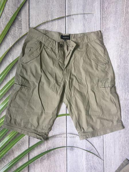 Шорты штаны трансформеры хлопковые типа карго