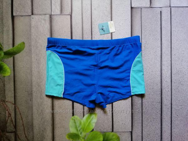Мужские плавательные шортики большой размер