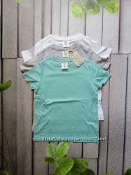 Набор детских базовых футболок три единицы
