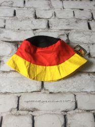 Панама Германия желтый красный черный шапка футбол
