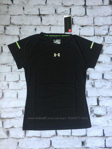 Спортивная функциональная женская футболка Ундер Армор Under Armour
