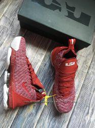Новые мужские кроссовки реплика Nike Air Zoom 16 красно белые