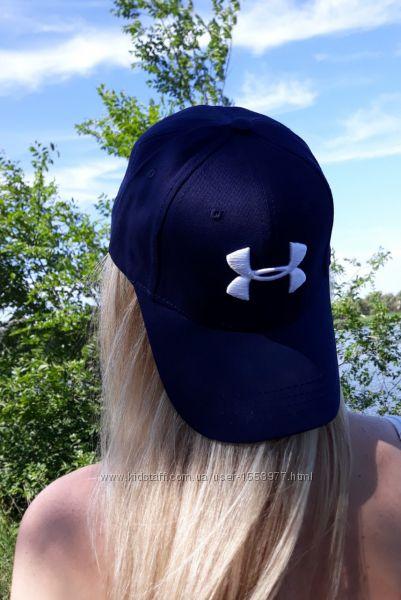 Бейсболка блейзер кепка реплика Under Armour синяя