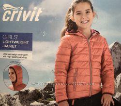 Ультра легкая и теплая куртка на девочку