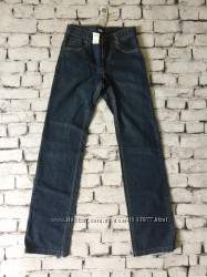 Женские крутые джинсы подростковые высокая посадка Италия