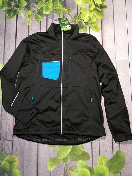 Мужская рабочая курточка ветровка с карманами