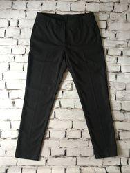 Брюки графит штаны в составе шерсть