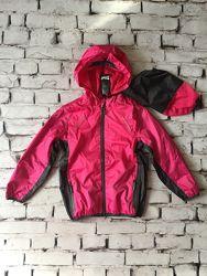 Функциональная куртка ветровка дождевик детская