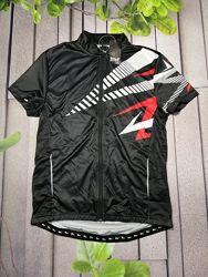 Функциональная футболка для велоспорта мужская