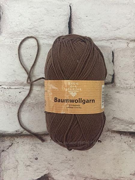 Пряжа для вязания моток ниток для рукоделия и плетения