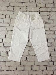Крутые белые шорты котон лето высокая посадка
