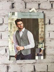 Жилет стильный офисная одежда классика жилетка