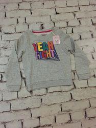 Толстовка детская свитшот яркий свитер