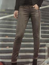 Джинсы стрейчевые штаны серые брюки упаковка размер 42