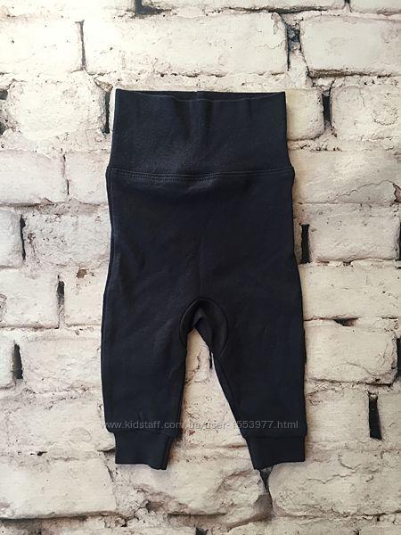 Штаники для новородженных ползунки штанишки чистый хлопок