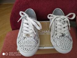 MICHAEL KORS туфли- кеды на девочку 30 размер , 19 см