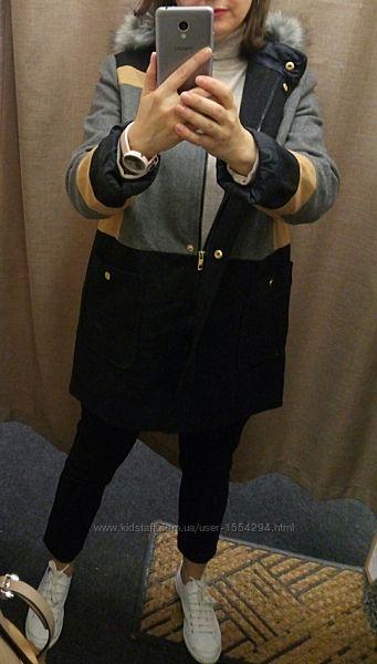 Пальто женское демисезонное TU.