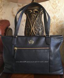 Актуальная сумка Portobello Англия, натуральная кожа