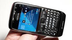 Nokia E71 ретро тонкий смартфон из Германии наговорено 105, 52 часа