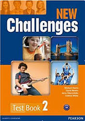 New Challenges 2 Student&acutes  work book