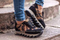 Женские кроссовки нат. кожа с 36 по 41 размеры