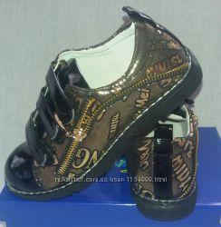 Шикарные закрытые туфли для модниц от торговой марки B&G
