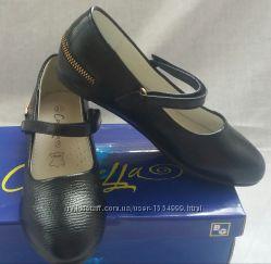 Туфли, туфельки B&G  с кожаной стелькой 31, 35 размеры