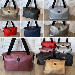 Стильная женская спортивная дорожная сумка отличного качества