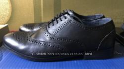 Мужские Кожаные Туфли Mark&Spencer 43. 5
