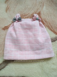 Новые шапочки для младенцев