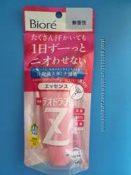 Крем-деодорант для тела Biore Medicated Deodorant Z, Япония