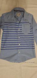 Рубашка Childrens place р. 5-6 лет
