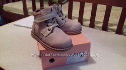 ортопедические демисезонные ботиночки для девочки