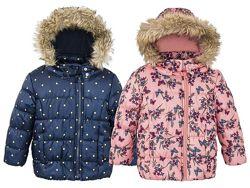 Деми курточки на девочек от Lupilu от 92 по 116 разм. Германия.