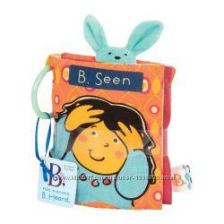 развивающая игрушка Ку-Ку-Книжечка Battat Peek-a-Books