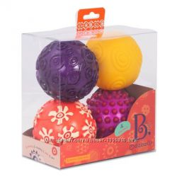 набор текстурных мячиков Чудо-Мячики Battat