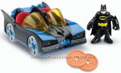 Бэтмобиль Fisher-Price Imaginext DС Batmobile