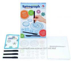 Набор для творчества Spiral Free Style детский спирограф