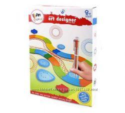 Набор для творчества ART GAME Art Designer детский спирограф