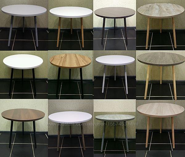 Кофейный Столик Журнальный Белый