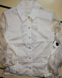 Блуза нарядная на торжество  рост 128-158см