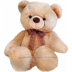 Медведь Аврора бежево-коричневый 69см  89024 А