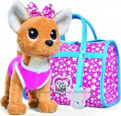 Собачка Chi Chi Love в сумочке Звездный стиль 589 3115 оригинал