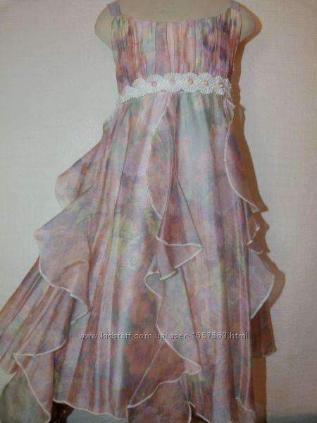 Платье на девочку Daga