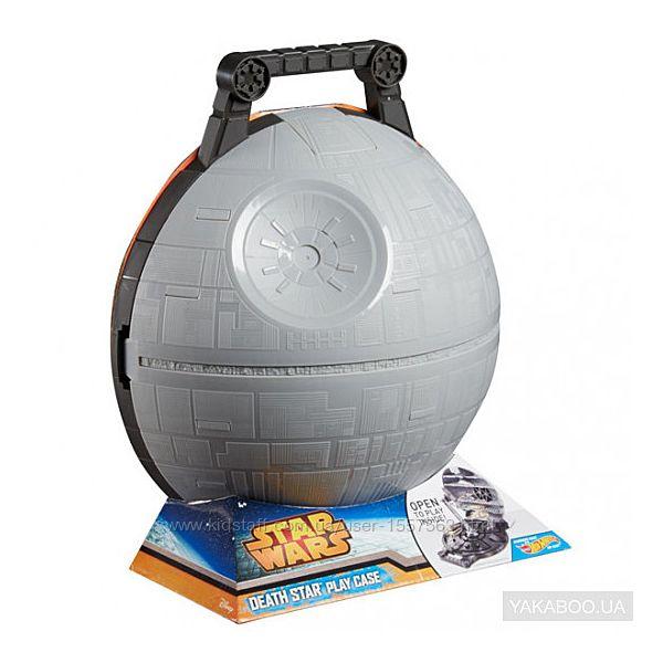 Игровой набор Hot Wheels Звезда смерти Star Wars CGN73 Игровой набор Hot