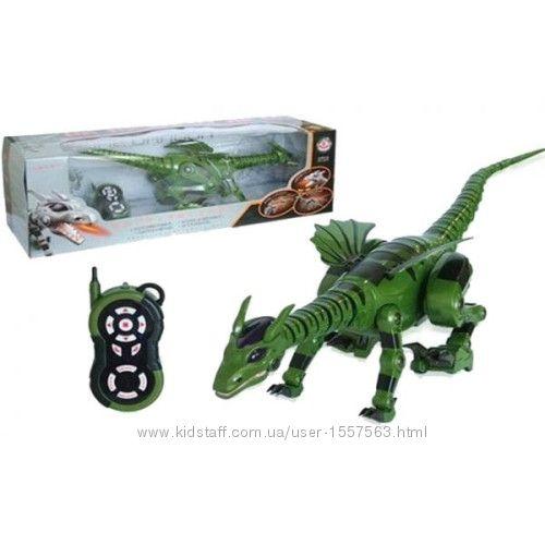 Дракон динозавр на радиоуправлении 28109