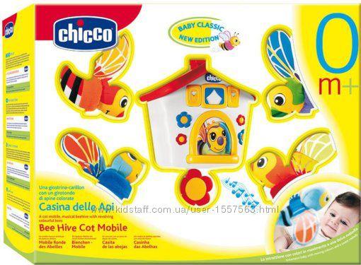 Мобиль Chicco Пчелиный домик 67099. 00