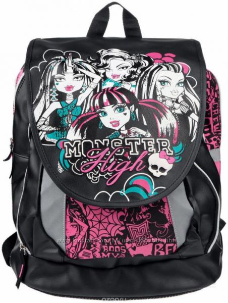 Рюкзак  ранец Multitoys - Monster High MHBB-RT3-588