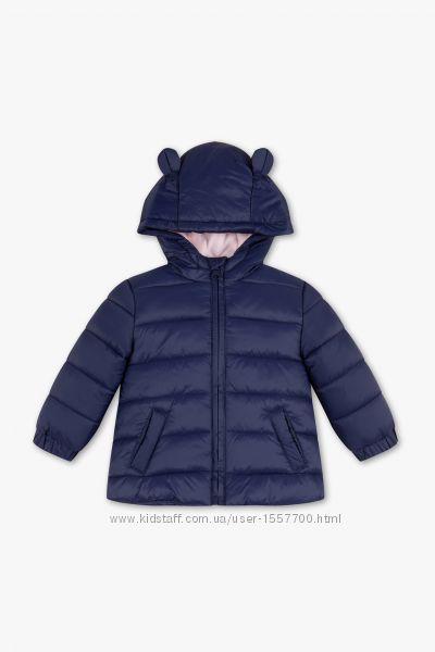 Новая демисезонная куртка р. 92 на ребенка 2-х лет фирмы C&A