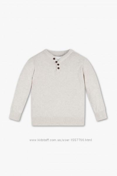 Новый хлопковый свитер, кофта р. 92-134 фирмы Palomino C&A цена от 230грн